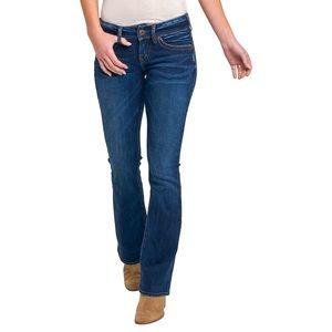 Silver Suki Bootcut Jeans